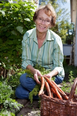 http://www.dreamstime.com/royalty-free-stock-photo-woman-harvesting-carrots-image21776975