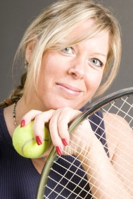 http://www.dreamstime.com/royalty-free-stock-photography-female-tennis-player-racquet-ball-healthy-image8880747
